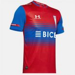 Thailande Maillot CD Universidad Católica 2ª 2020-21 Rouge