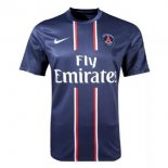 Thailande Maillot Paris Saint Germain 1ª Retro 2012 2013 Bleu