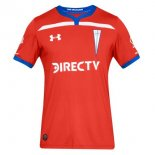 Thailande Maillot CD Universidad Católica 2ª 2019-20 Rouge