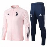 Survetement Juventus 2020-21 Rose
