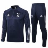 Survetement Juventus 2020-21 Bleu Marine