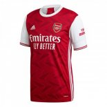 Maillot Arsenal 1ª 2020-21 Rouge