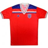 Thailande Maillot Angleterre 2ª Retro 1980 Rouge