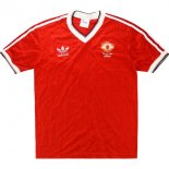 Thailande Maillot Manchester United 1ª Retro 1983 Rouge