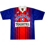 Thailande Maillot Paris Saint Germain 1ª Retro 1993 1994 Bleu