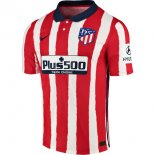 Maillot Atletico Madrid 1ª 2020-21 Rouge